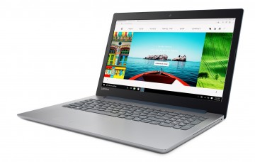 Фото 0 Ноутбук Lenovo ideapad 320-15IKB Denim Blue (81BG00VQRA)
