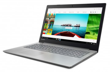 Фото 0 Ноутбук Lenovo ideapad 320-15IKB Platinum Grey (80XL02SRRA)