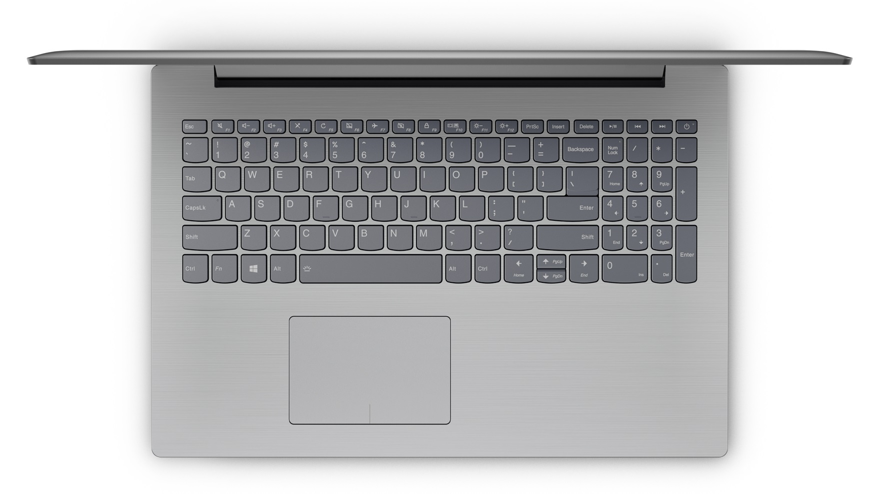 Фото  Ноутбук Lenovo ideapad 320-15IKB Platinum Grey (80XL02SRRA)