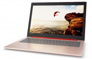Фото 1 Ноутбук Lenovo ideapad 320-15IKB Coral Red (80XL03GYRA)