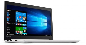 Фото 2 Ноутбук Lenovo ideapad 320-15IAP Blizzard White (80XR01C3RA)