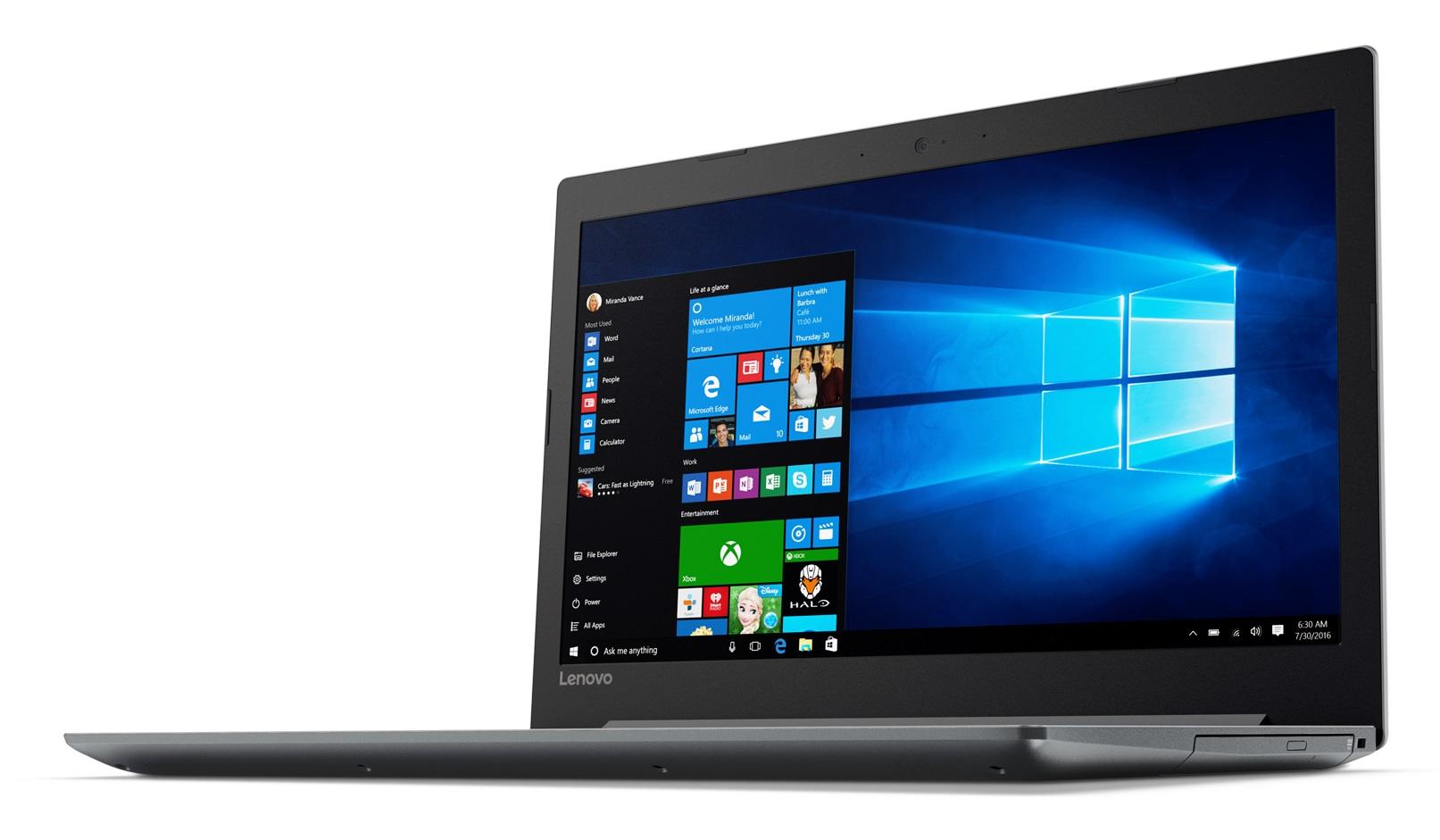 Фото  Ноутбук Lenovo ideapad 320-15IAP Platinum Grey (80XR01A5RA)