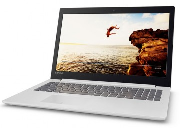 Фото 1 Ноутбук Lenovo ideapad 320-15IKB Blizzard White (80XL03G3RA)
