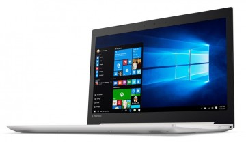 Фото 2 Ноутбук Lenovo ideapad 320-15IKB Blizzard White (80XL03G3RA)