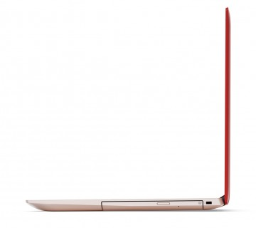 Фото 5 Ноутбук Lenovo ideapad 320-15IKB Coral Red (80XL02RFRA)