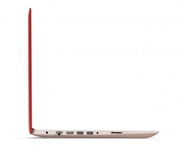 Фото 7 Ноутбук Lenovo ideapad 320-15IKB Coral Red (80XL02RFRA)