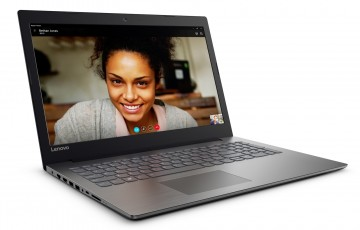 Фото 1 Ноутбук Lenovo ideapad 320-15IKBRN Onyx Black (81BG00V4RA)
