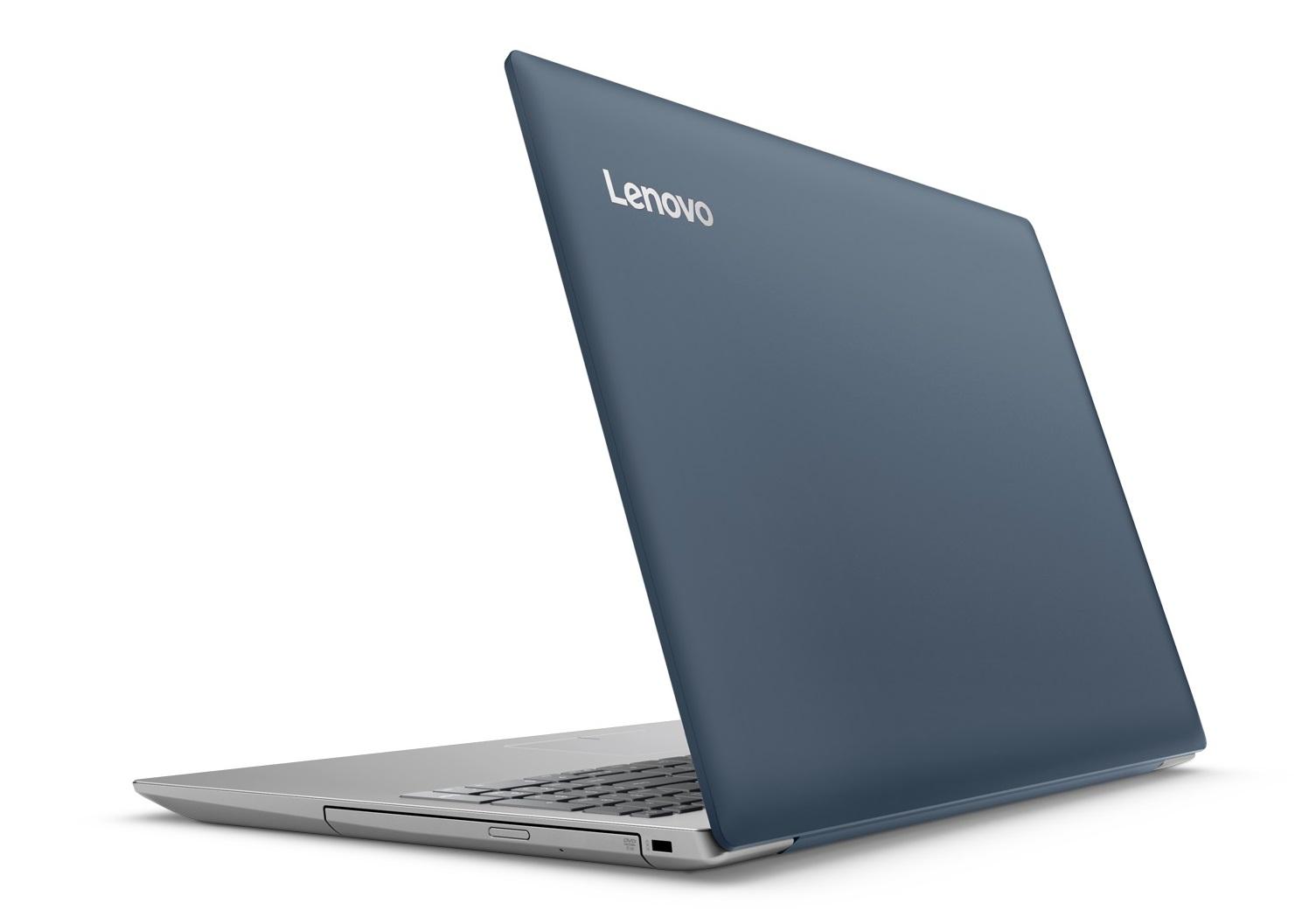 Фото  Ноутбук Lenovo ideapad 320-15IKB Denim Blue (80XL041WRA)