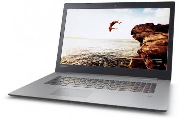 Фото 2 Ноутбук Lenovo ideapad 320-17IKB Platinum Grey (81BJ005JRA)