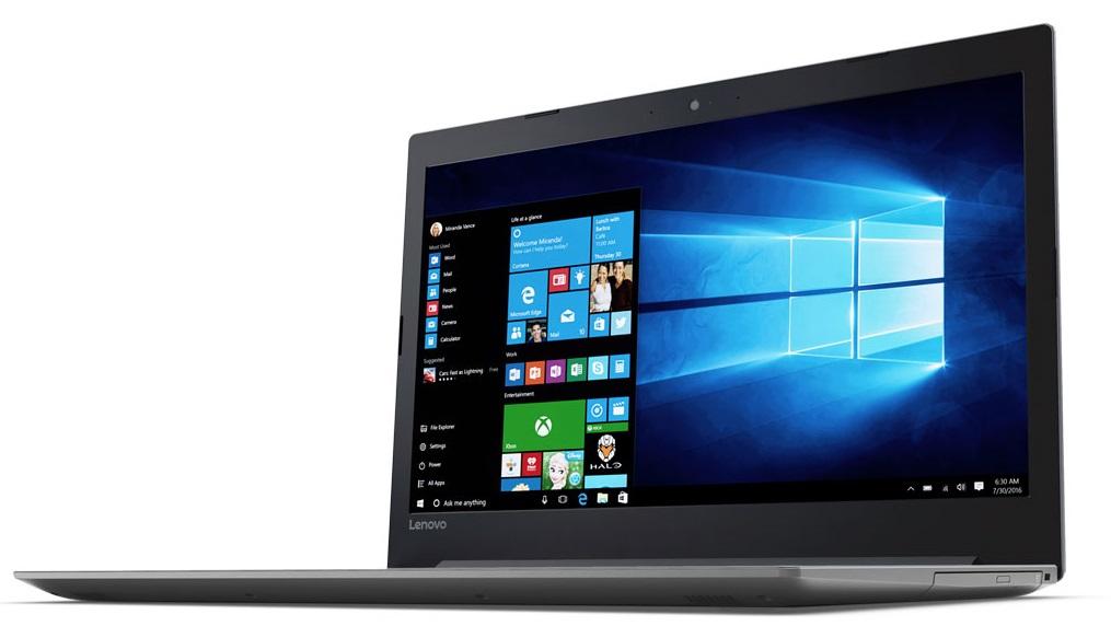 Фото  Ноутбук Lenovo ideapad 320-17IKB Platinum Grey (81BJ005JRA)
