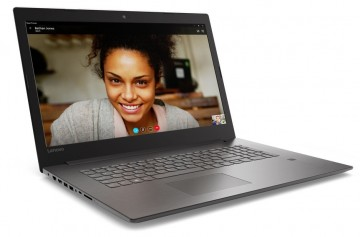 Фото 3 Ноутбук Lenovo ideapad 320-17IKB Onyx Black (80XM00A6RA)