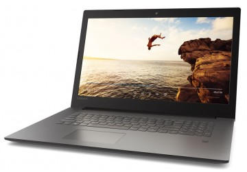 Фото 1 Ноутбук Lenovo ideapad 320-17IKB Onyx Black (80XM00A6RA)