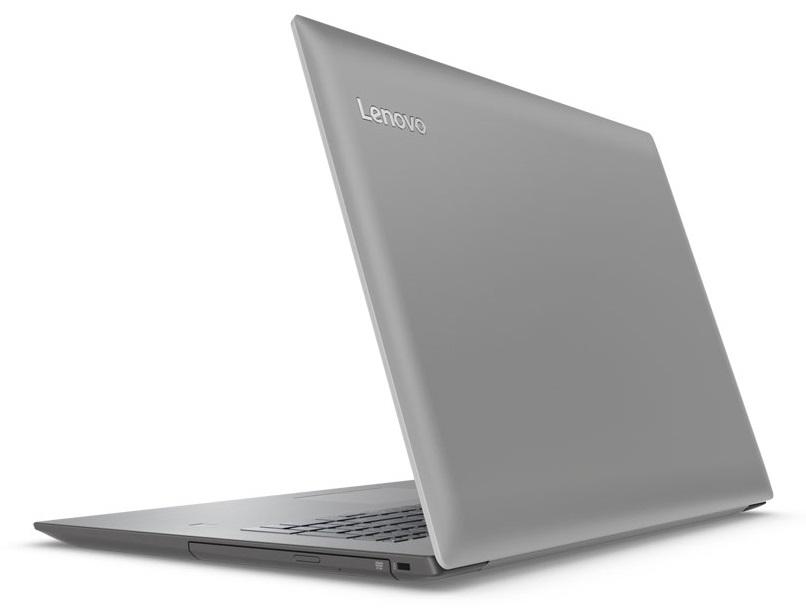 Фото  Ноутбук Lenovo ideapad 320-17IKB Platinum Grey (80XM00KNRA)