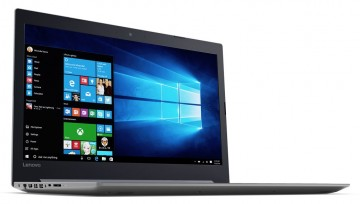 Фото 4 Ноутбук Lenovo ideapad 320-17IKB Platinum Grey (80XM00KMRA)