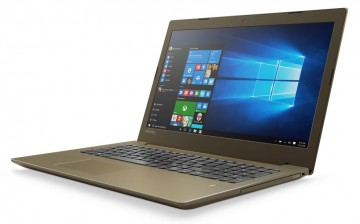 Фото 0 Ноутбук Lenovo ideapad 520-15IKB Bronze (81BF00EHRA)