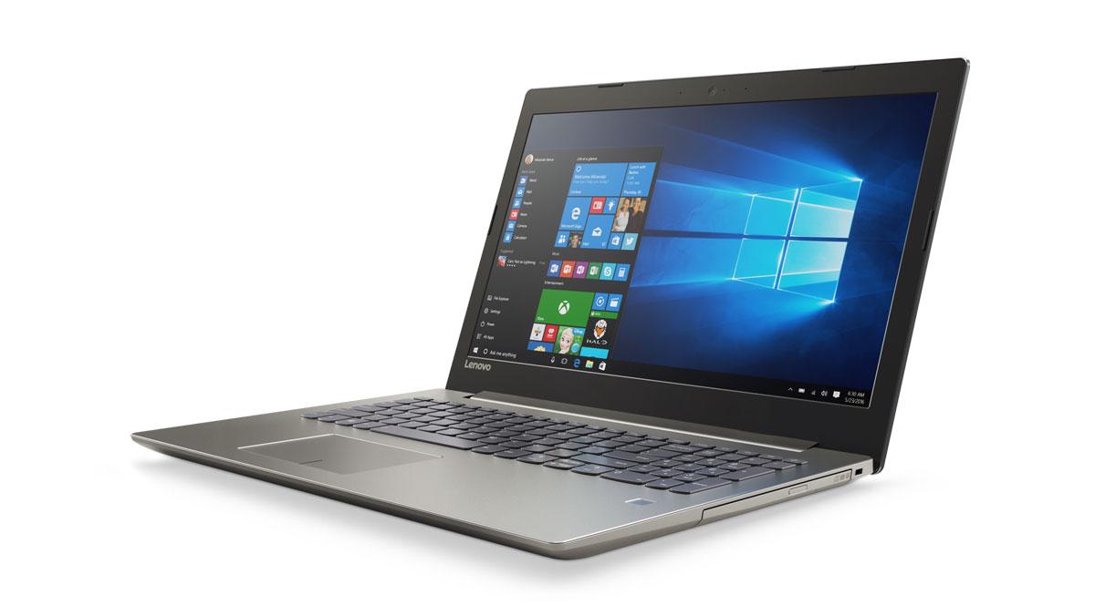 Фото  Ноутбук Lenovo ideapad 520-15IKB Iron Grey (81BF00JERA)