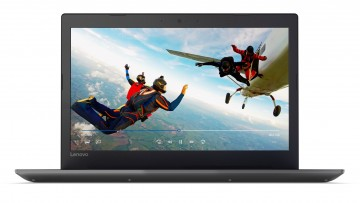 Ноутбук Lenovo ideapad 320-15IKB Onyx Black (80XL041URA)
