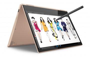 Фото 1 Ультрабук Lenovo Yoga 730 Copper (81CT008TRA)