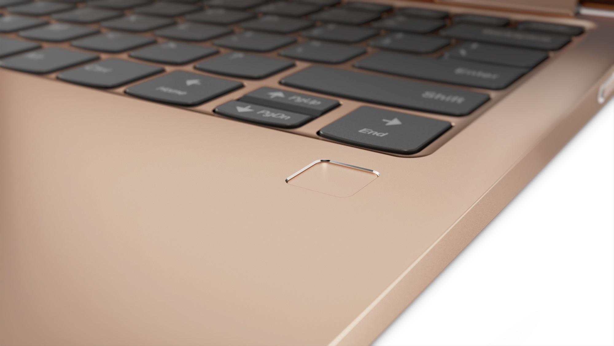 Фото  Ультрабук Lenovo Yoga 730 Copper (81CT008TRA)
