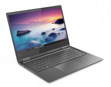 Фото 4 Ультрабук Lenovo Yoga 730 Iron Grey (81CT008PRA)
