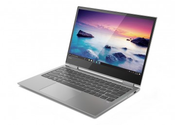 Фото 3 Ультрабук Lenovo Yoga 730 Platinum (81CT008URA)