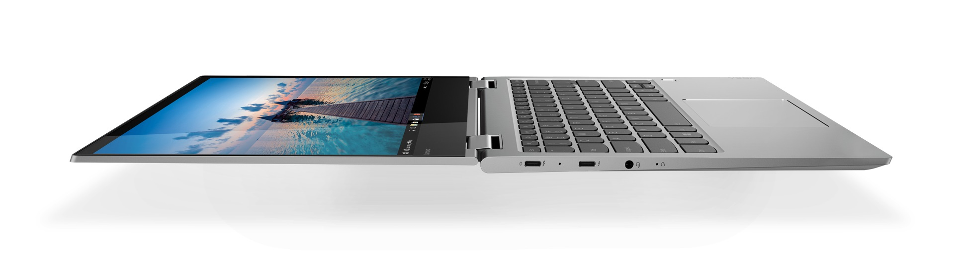 Фото  Ультрабук Lenovo Yoga 730 Platinum (81CT008URA)
