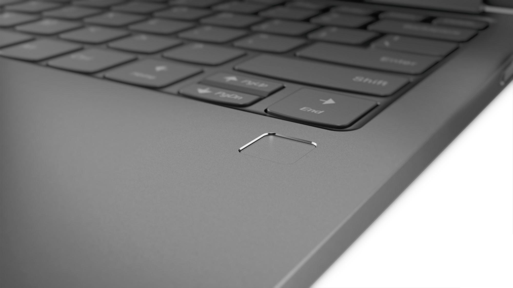 Фото  Ультрабук Lenovo Yoga 730 Iron Grey (81CT008SRA)