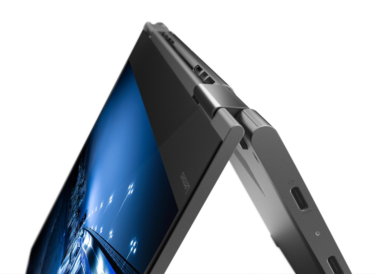 Фото  Ультрабук Lenovo Yoga 730 Iron Grey (81CT008RRA)