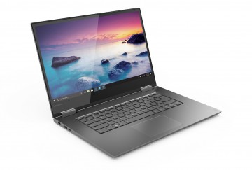 Фото 3 Ультрабук Lenovo Yoga 730 Iron Grey (81CU0053RA)