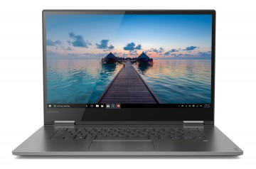 Фото 4 Ультрабук Lenovo Yoga 730 Iron Grey (81CU0053RA)