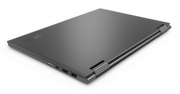 Фото 7 Ультрабук Lenovo Yoga 730 Iron Grey (81CU0053RA)