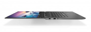Фото 4 Ультрабук Lenovo Yoga 730 Iron Grey (81CU004YRA)