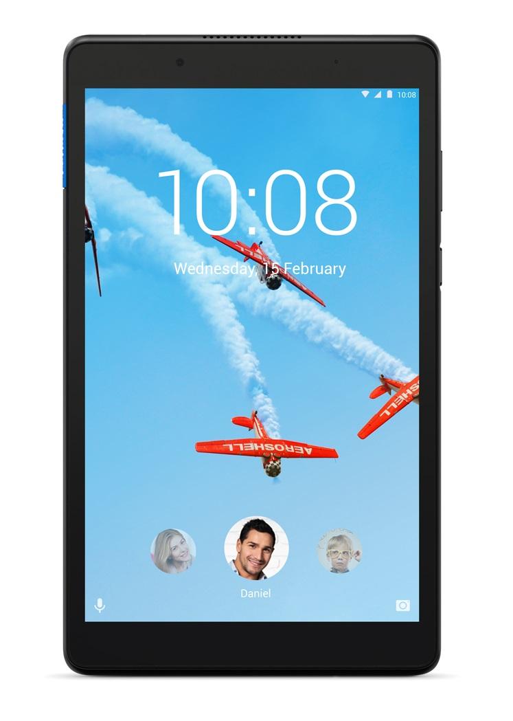Фото  Планшет TAB E8 WiFi 1/16GB Slate Black (ZA3W0016UA)