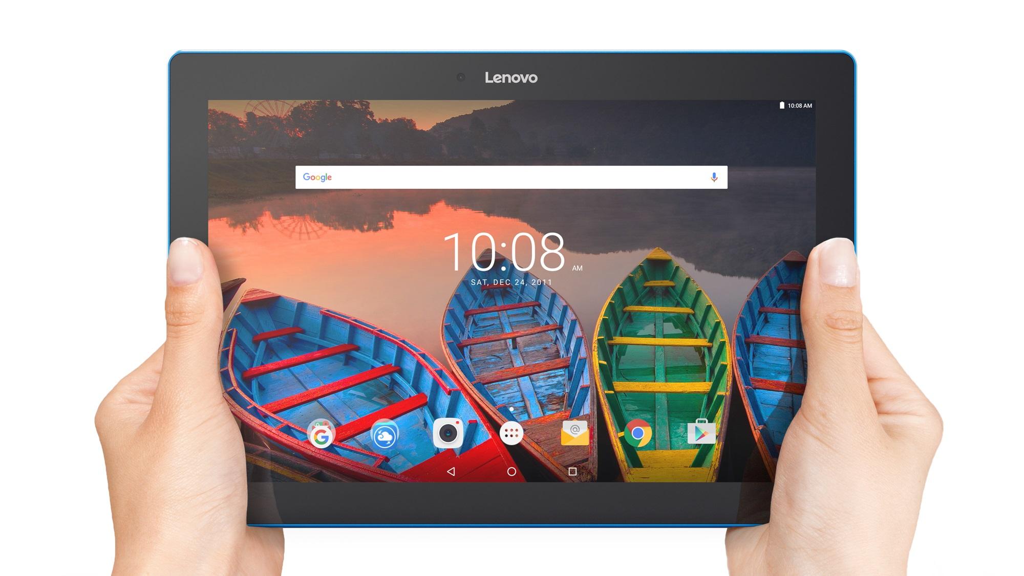 Фото  Планшет Lenovo TAB 10 WiFi 1/16GB Black (ZA1U0058UA)