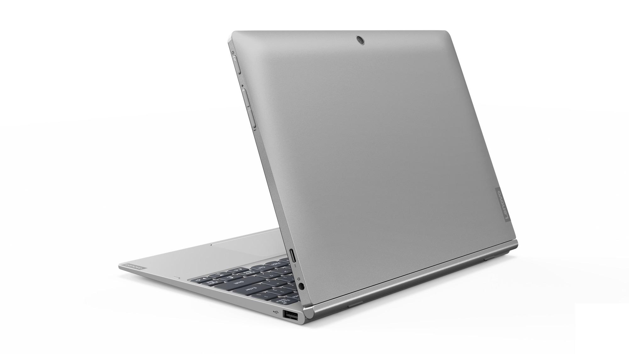 Фото  Планшет Lenovo ideapad D330-10IGM N5000 4/128 Win10H Mineral Grey (81H3001LRA)