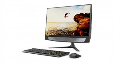 Моноблок Lenovo ideacentre 720-24IKB (F0CM0074UA) Black