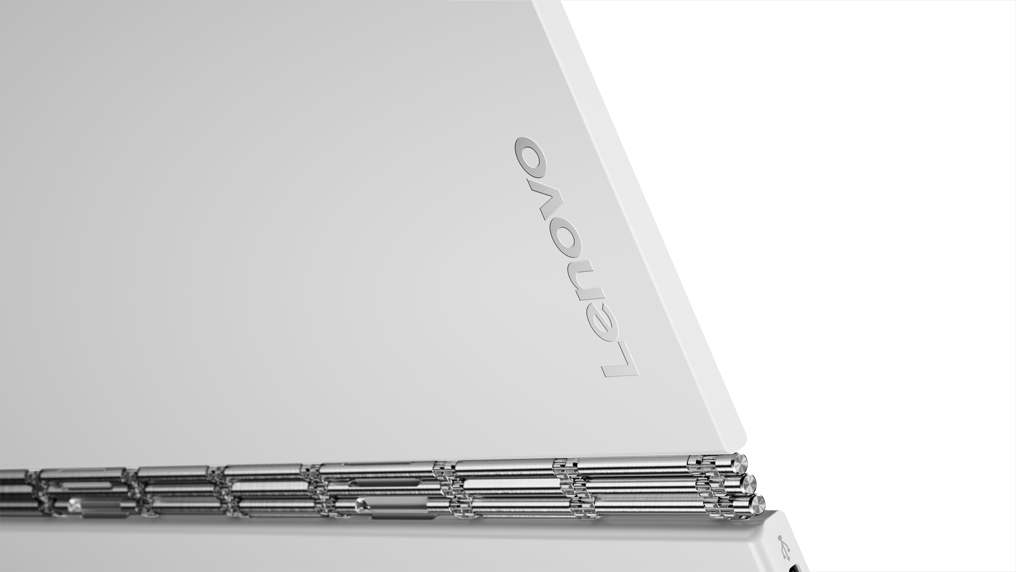 "Фото  Планшет YOGA Book 10"" 128GB LTE Windows Pearl White (ZA160135UA)"