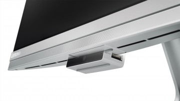 Фото 5 Моноблок Lenovo ideacentre 520s-23 (F0CU006QUA) Silver