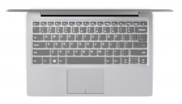 Фото 7 Ультрабук Lenovo ideapad 320s-13 Mineral Grey (81AK00ESRA)