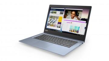 Фото 1 Ноутбук Lenovo ideapad 120S-11 Denim Blue (81A400DARA)