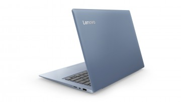 Фото 3 Ноутбук Lenovo ideapad 120S-11 Denim Blue (81A400DARA)