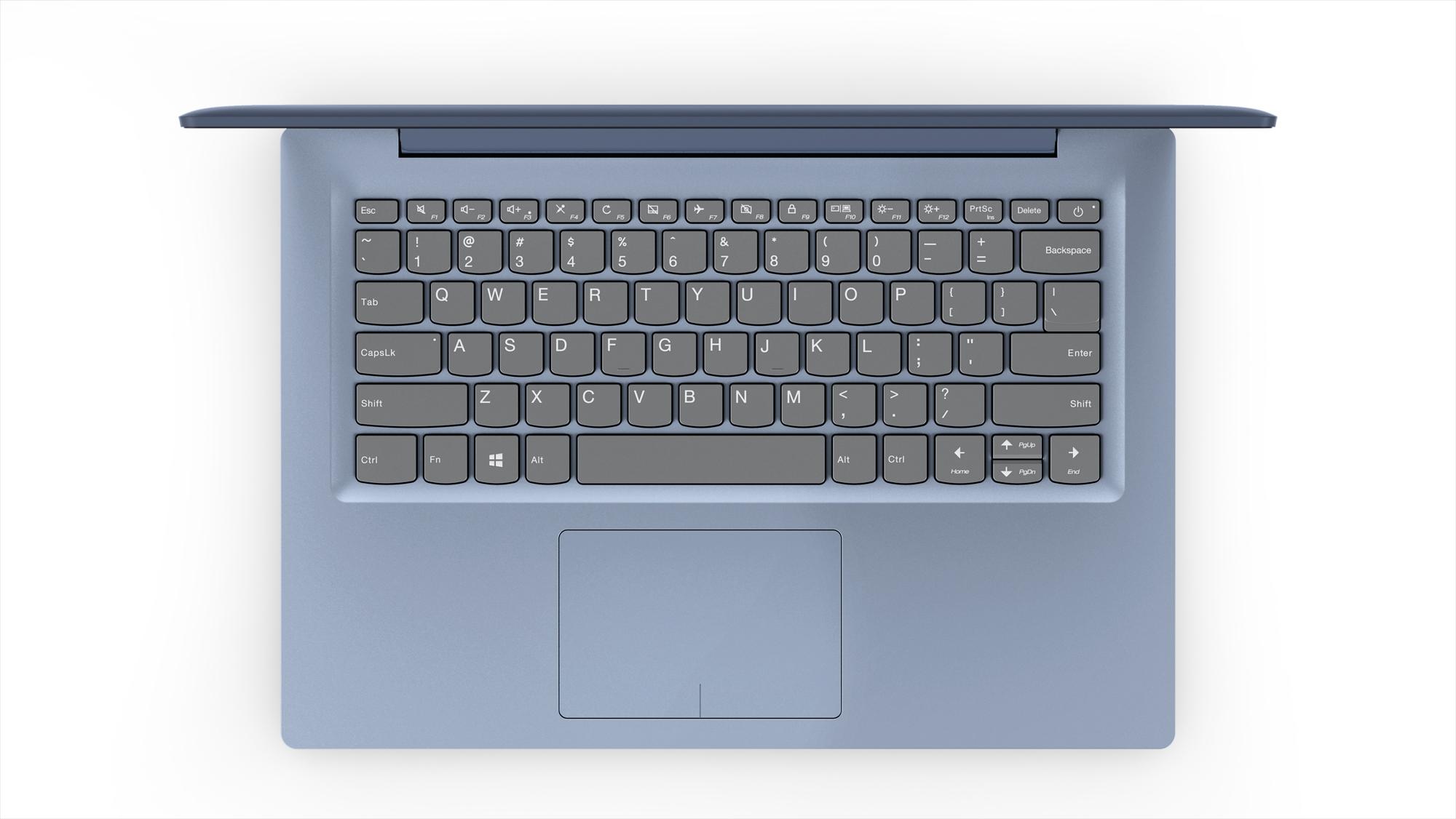 Фото  Ультрабук Lenovo ideapad 120S-14 Denim Blue (81A500BNRA)