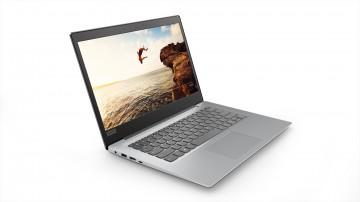 Фото 2 Ультрабук Lenovo ideapad 120S-14 Mineral Grey (81A500BPRA)