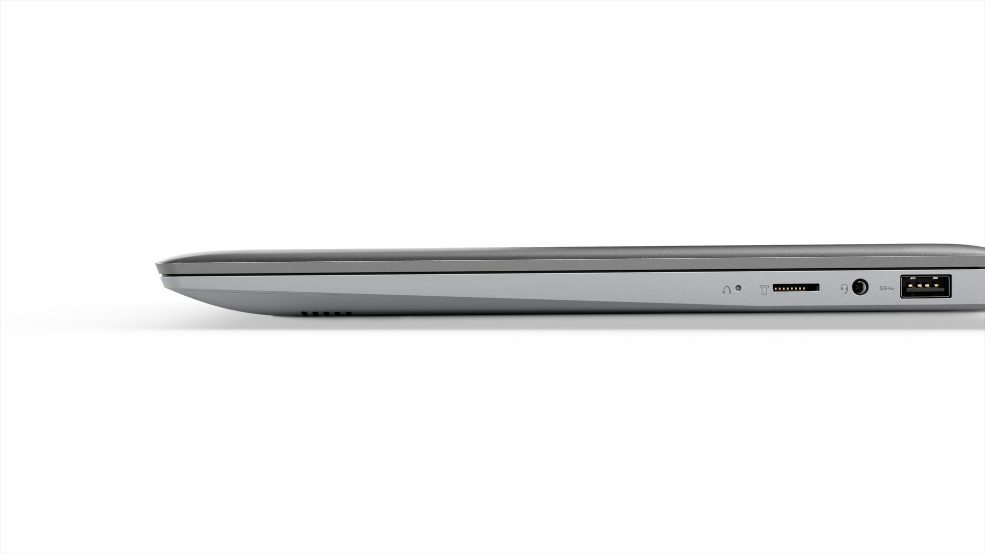 Фото  Ультрабук Lenovo ideapad 120S-14 Mineral Grey (81A500BPRA)