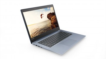 Фото 1 Ультрабук Lenovo ideapad 120S-14 Denim Blue (81A500BQRA)