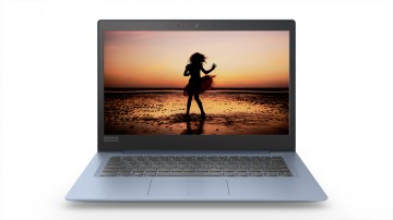 Фото 3 Ультрабук Lenovo ideapad 120S-14 Denim Blue (81A500BQRA)