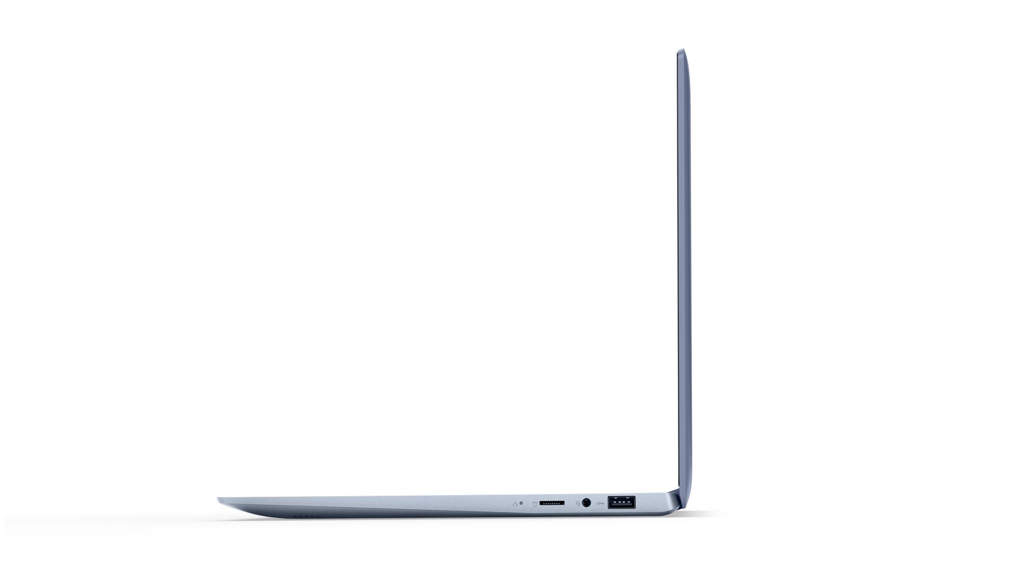 Фото  Ультрабук Lenovo ideapad 120S-14 Denim Blue (81A500BQRA)