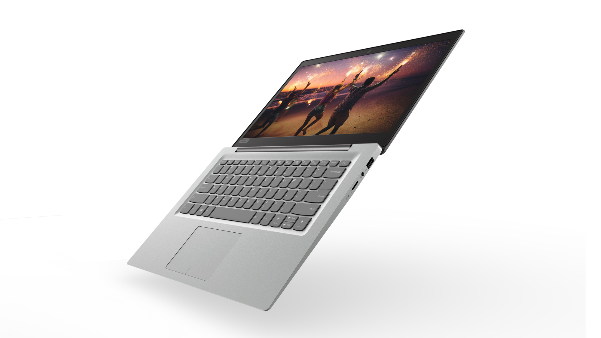 Фото  Ультрабук Lenovo ideapad 120S-14 Mineral Grey (81A500BRRA)