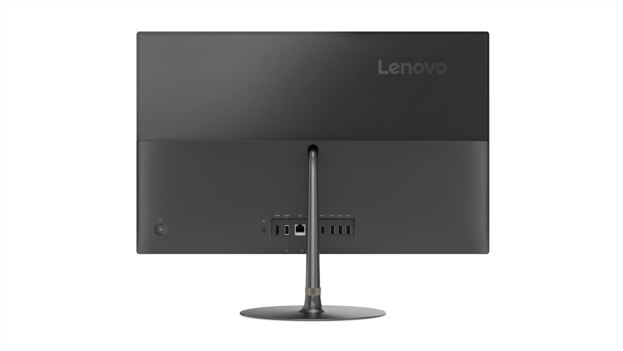 Фото  Моноблок Lenovo ideacentre 730s-24IKB (F0DX001LUA) Iron Gray