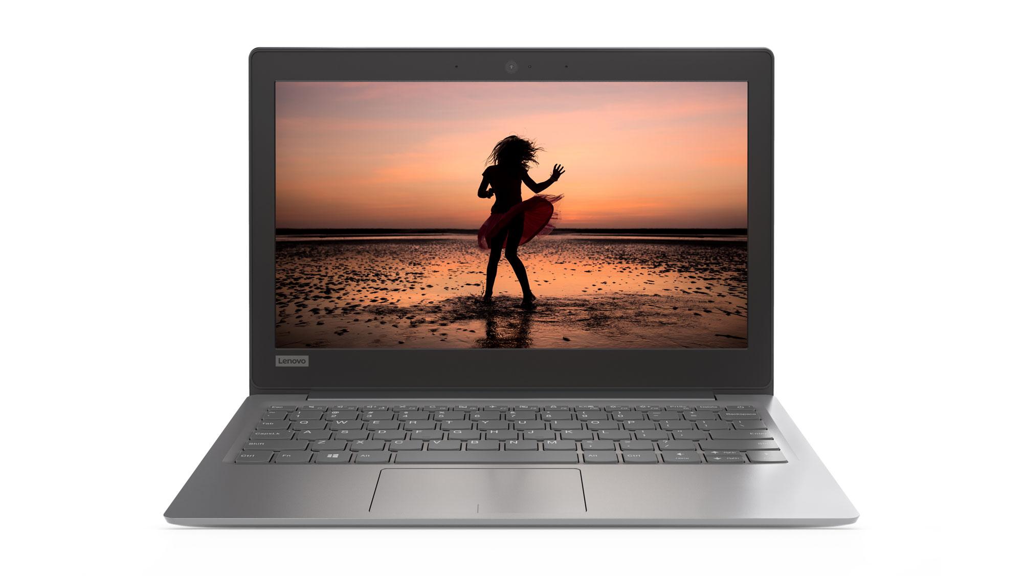 Фото  Ноутбук Lenovo ideapad 120S-11 Mineral Grey (81A400D7RA)